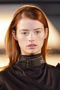 Włosy rude